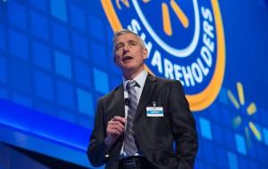 Walmart US CEO Greg Foran presenting at Shareholders 2016