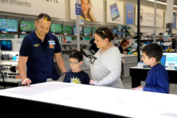 Walmart Supercenter reinvention test stores SmartLife