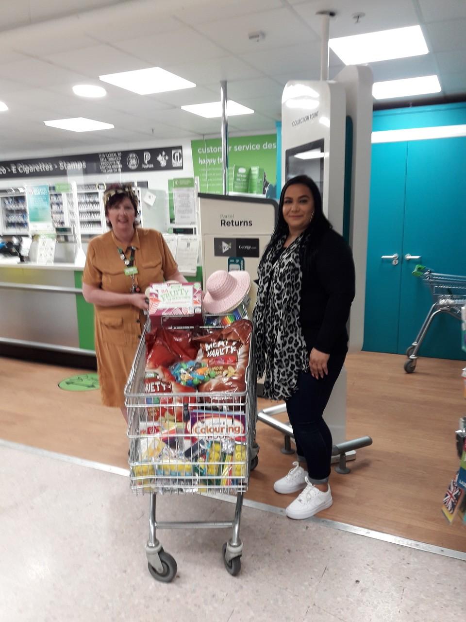 Care packages | Asda Middleton Park