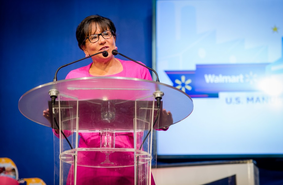 U.S. Secretary of Commerce Penny Pritzker Speaking at 2015 U.S. Manufacturing Summit