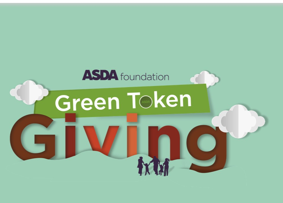 Green Token Giving goes digital | Asda Ware
