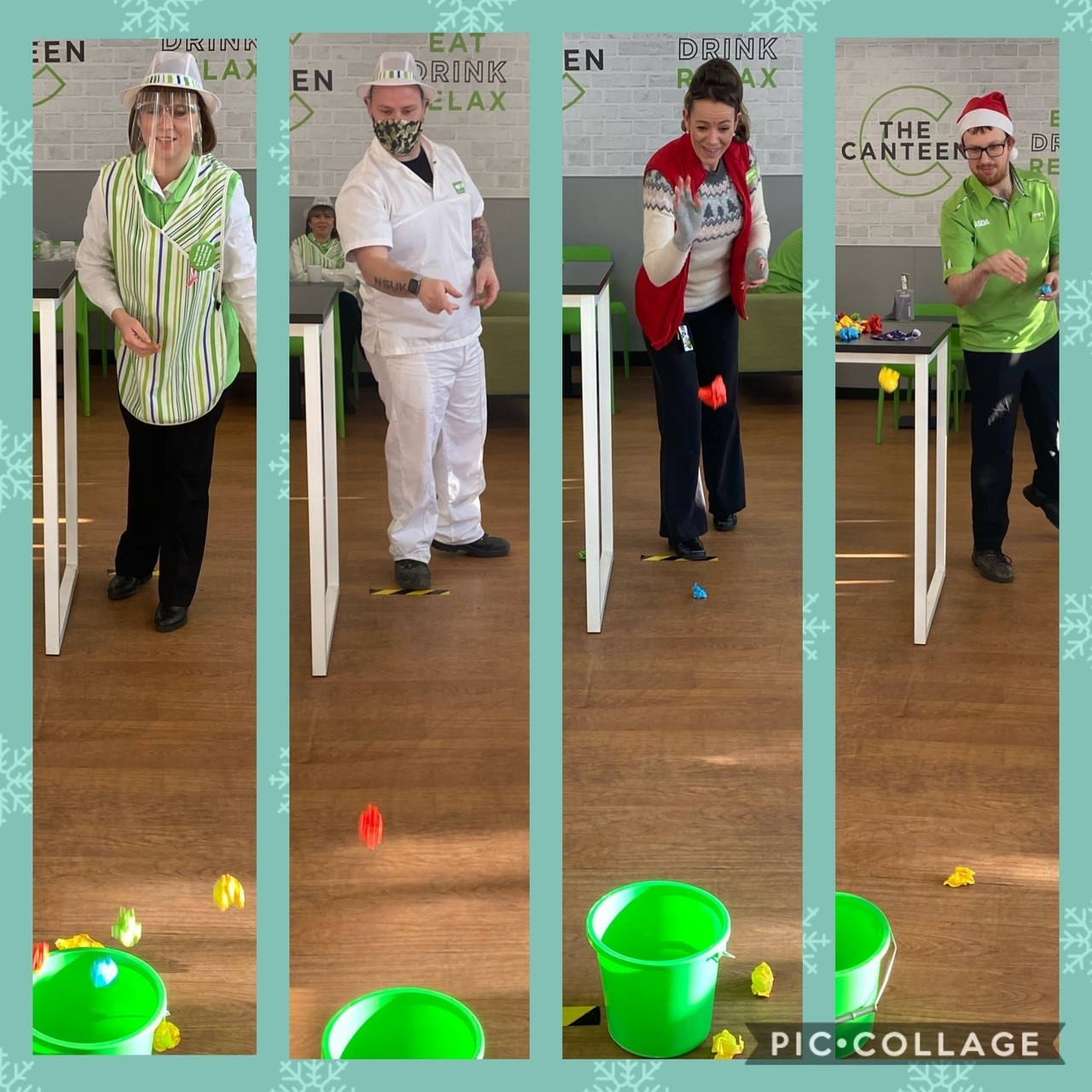 Colleague fun  | Asda Gosport