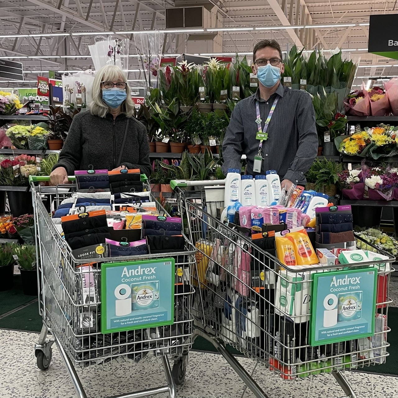 Another supporting communities grant | Asda St Austell