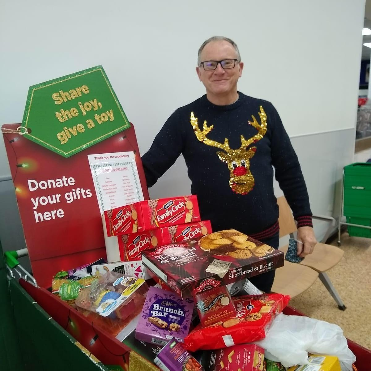 Wonderful Christmas gifts | Asda Lower Earley