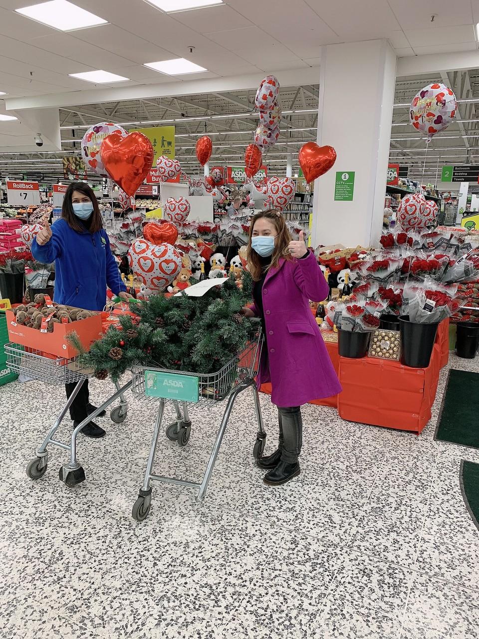 Happy Valentine's Day   Asda Slough