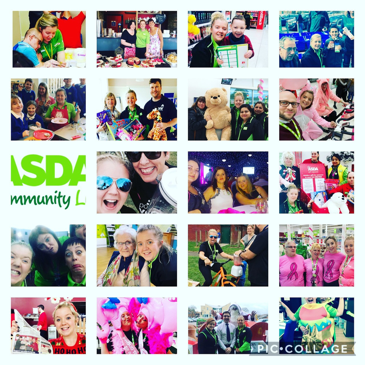 10 years' service  | Asda Rugby