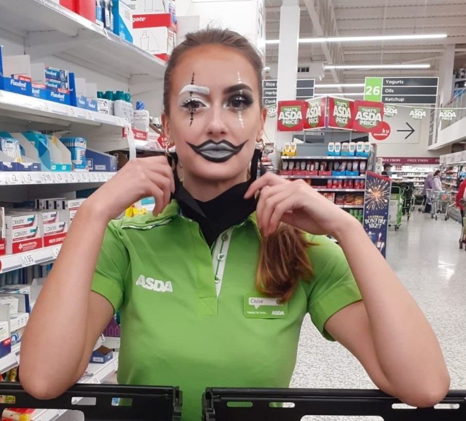 Halloween fun and games | Asda Fareham