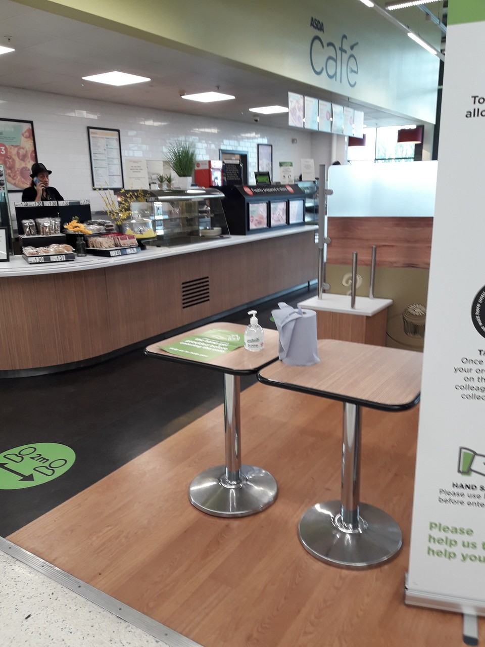 Swinton customer cafe reopens  | Asda Swinton