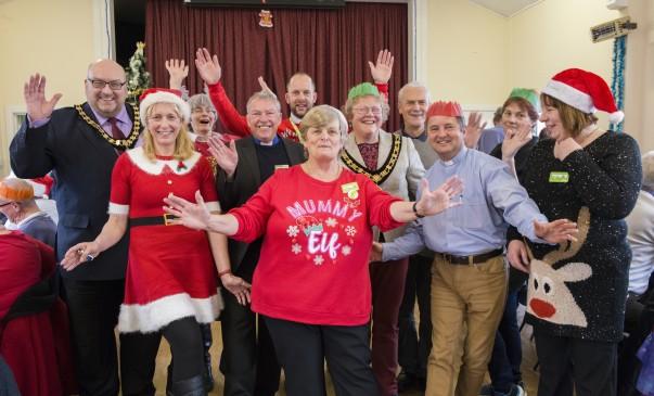 Christmas surprise at Asda Taunton