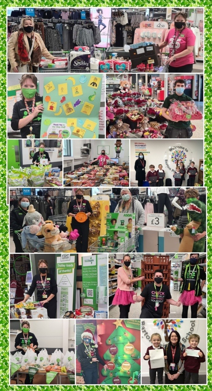 Day of Reflection | Asda Newport Isle of Wight