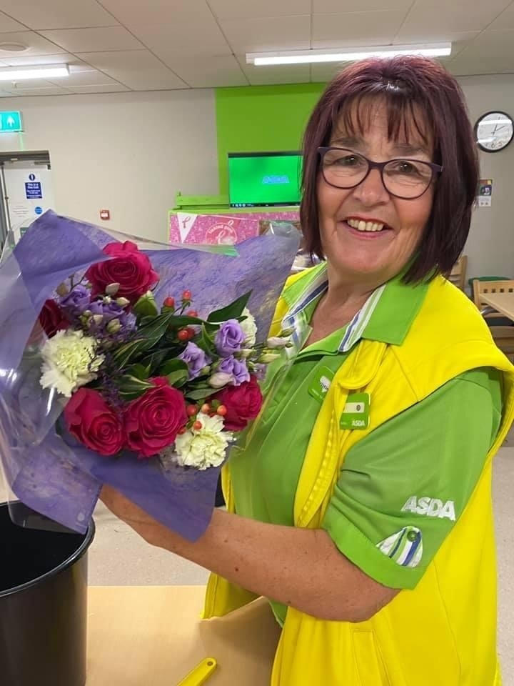 Happy retirement to our wonderful colleague Chris | Asda Swindon Haydon