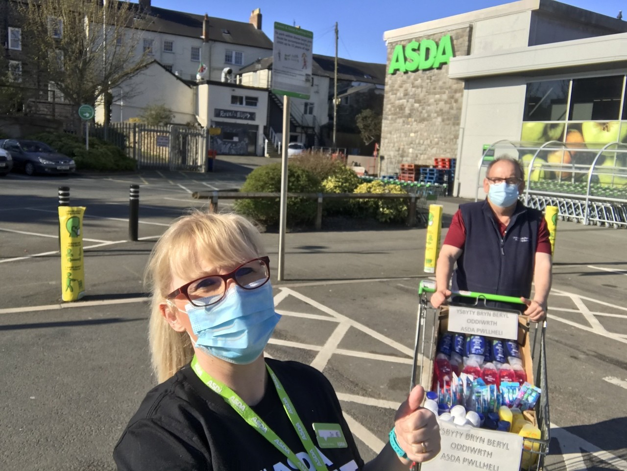 Supporting our local hospital | Asda Pwllheli