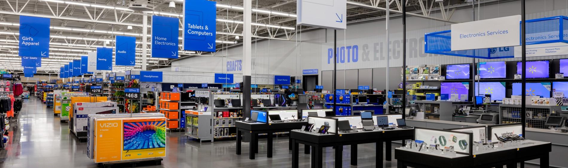Walmart Store 2020 Design 08