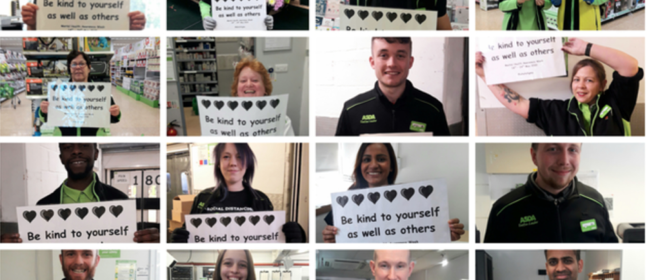 Supporting Mental Health Awareness Week  | Asda Leamington Spa