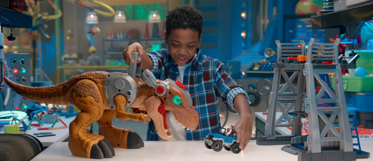 Kids Invited To Step Inside Walmart Toy Lab This Holiday Season A
