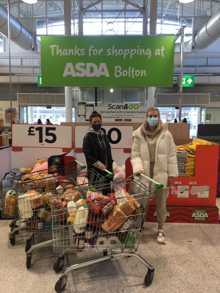 Healthy Holidays grant | Asda Bolton