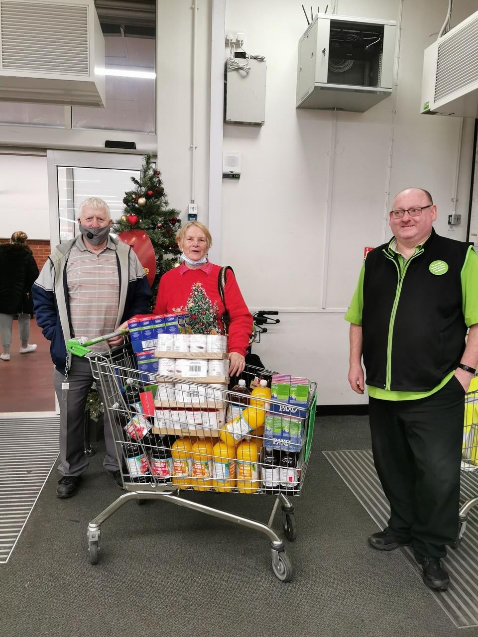 Happy to help | Asda Wythenshawe