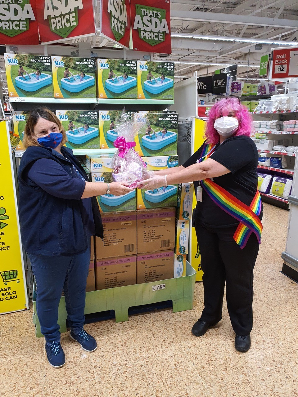 Supporting International Nurses Day with Fosse Park | Asda Leicester