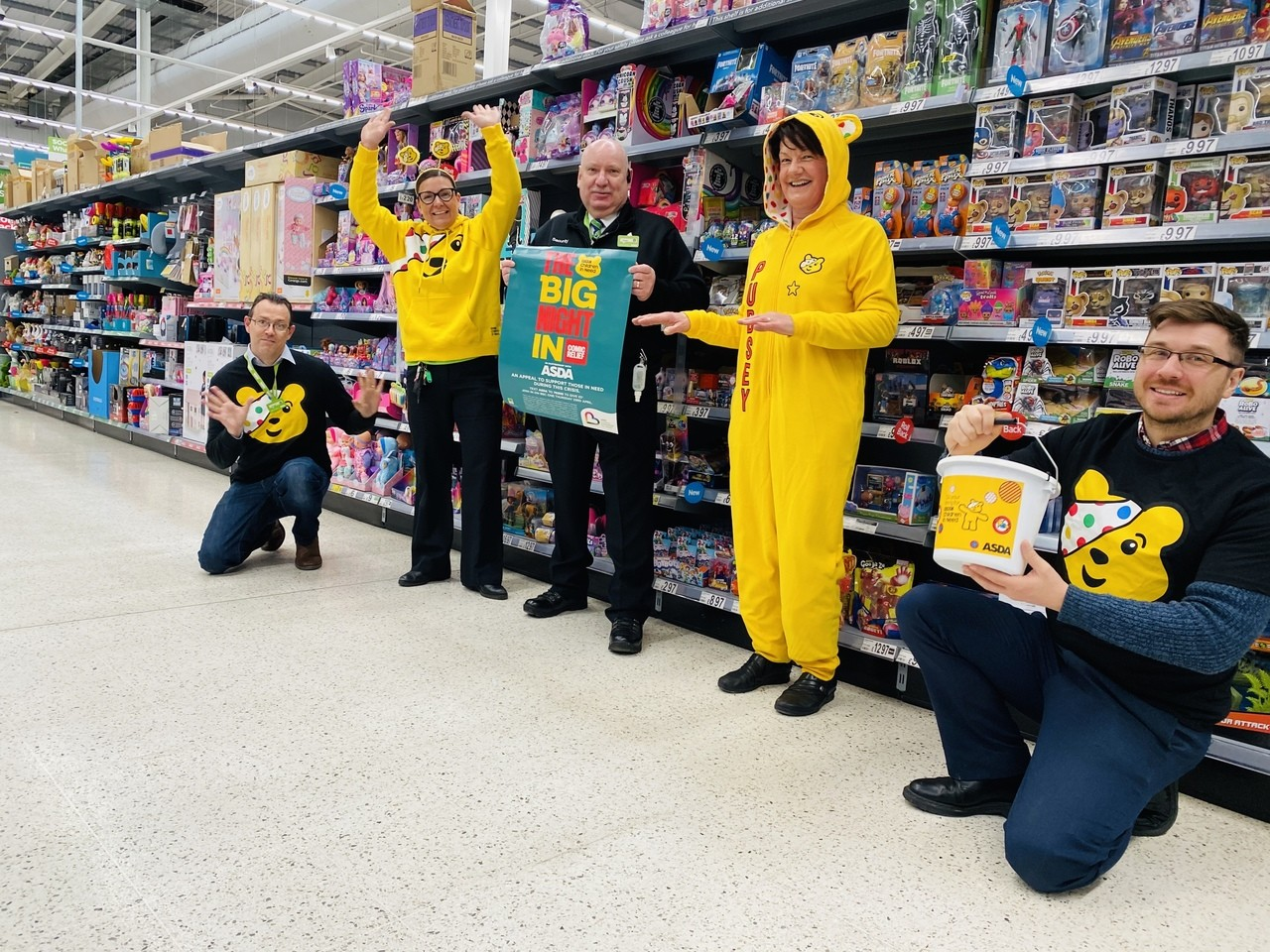 The BIG night in | Asda Rugby