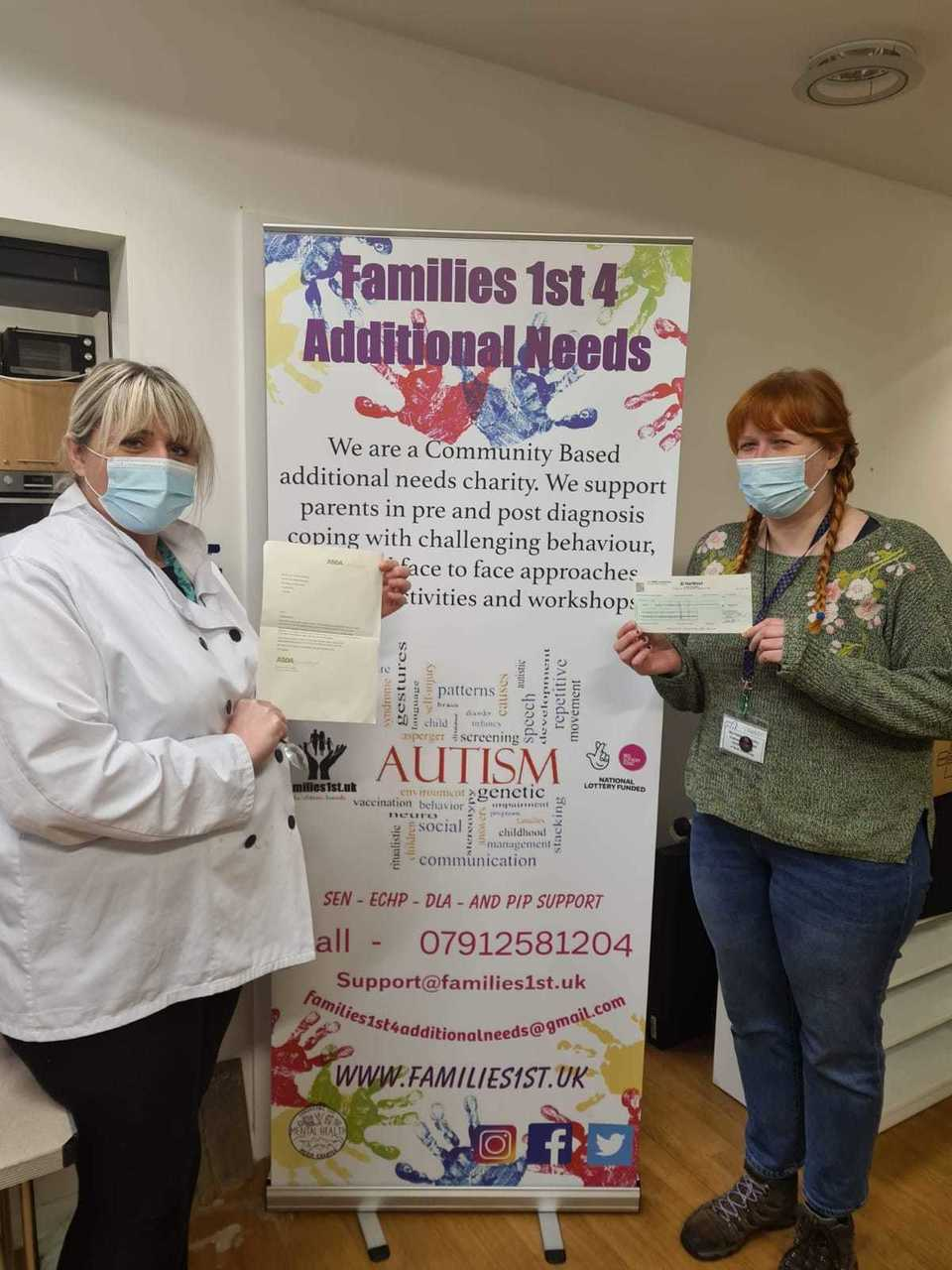 Feeding our community | Asda Gosforth