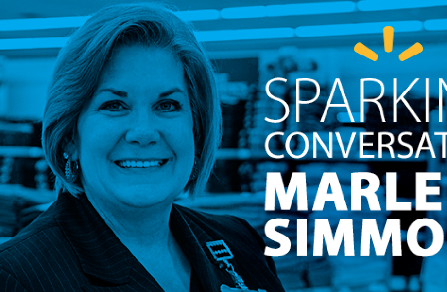 Sparking Conversation Series: Marlene