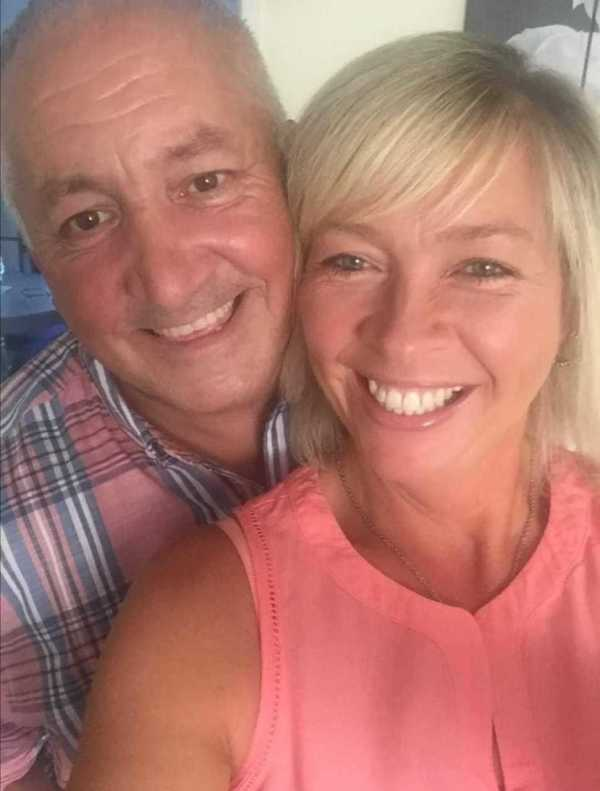 Gill Chambers from Asda St Leonards will become Mrs Christmas when she gets married to Dave on Christmas Eve