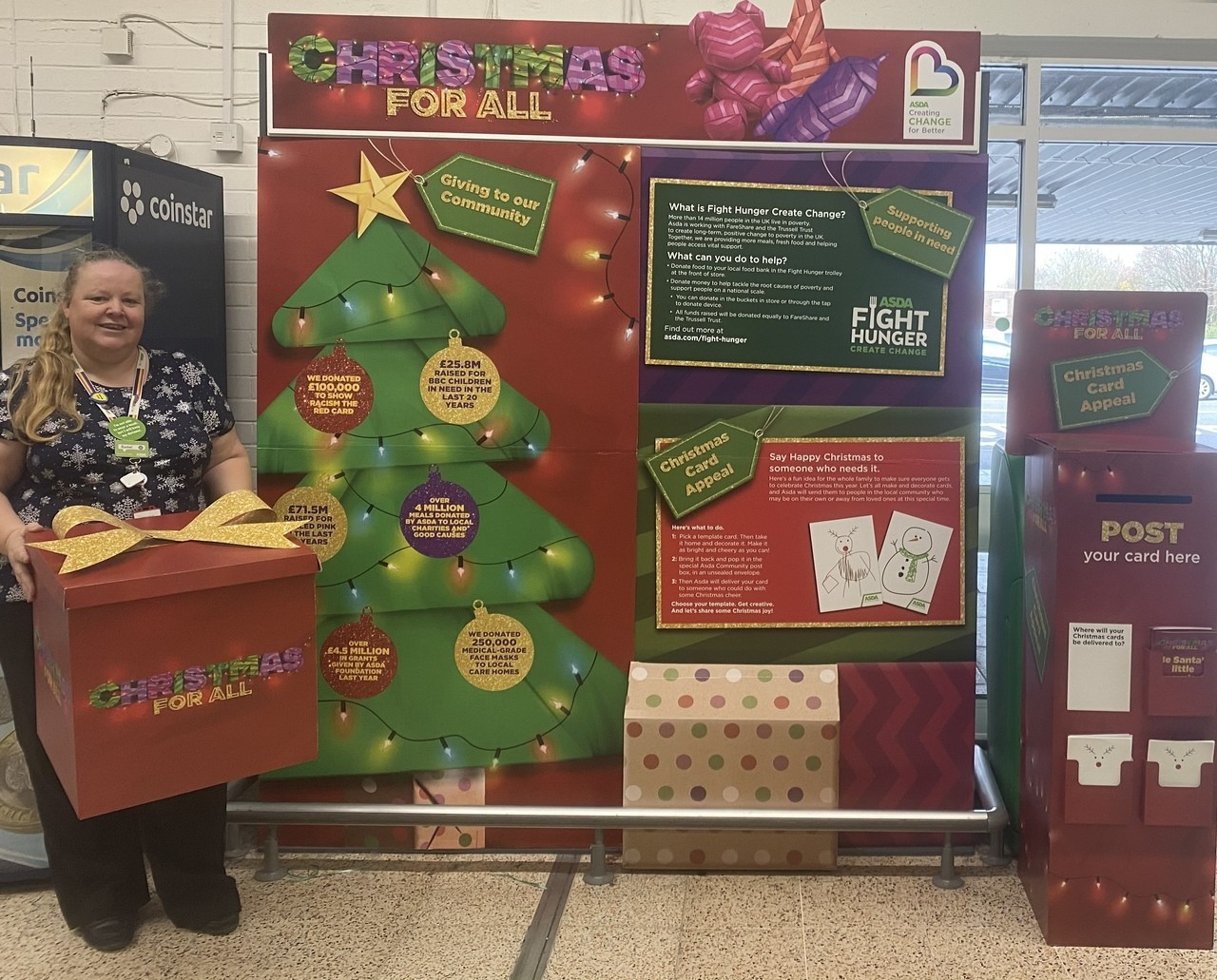 Don't be lonely this Christmas  | Asda Gosport