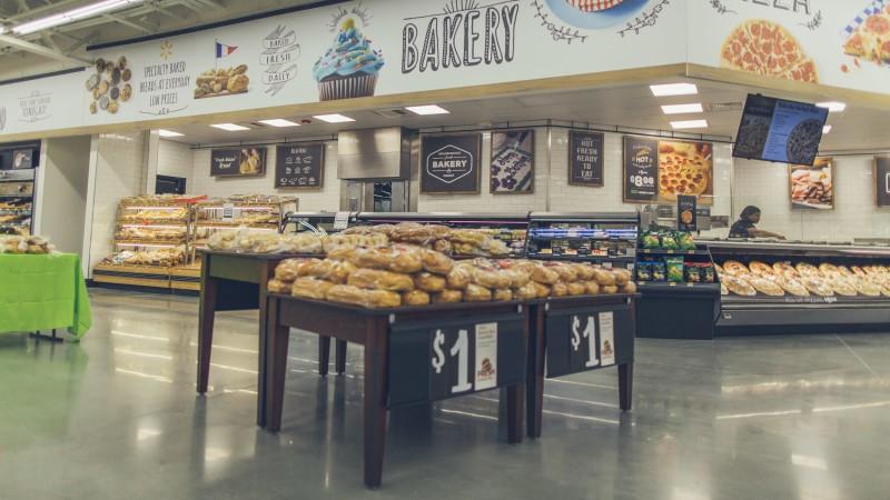 Walmart Neighborhood Market Bakery