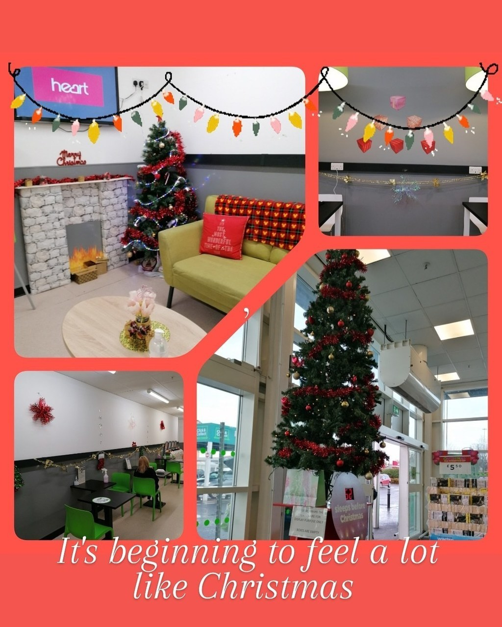 Christmas at Asda Motherwell  | Asda Motherwell