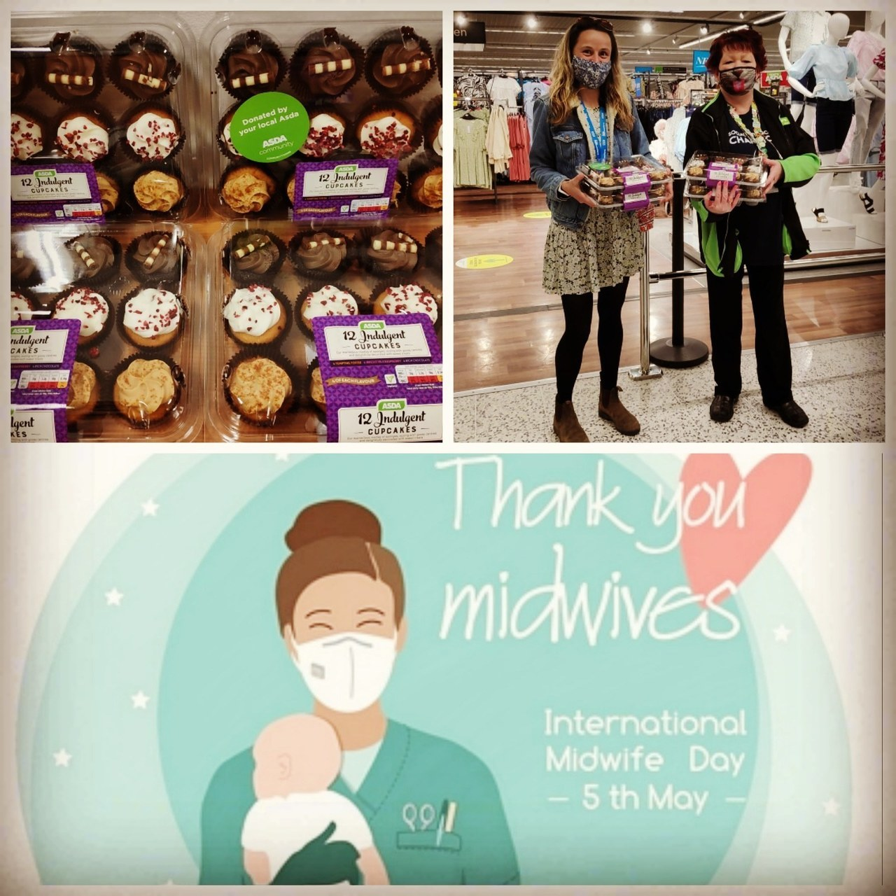 Midwives Day | Asda Watford