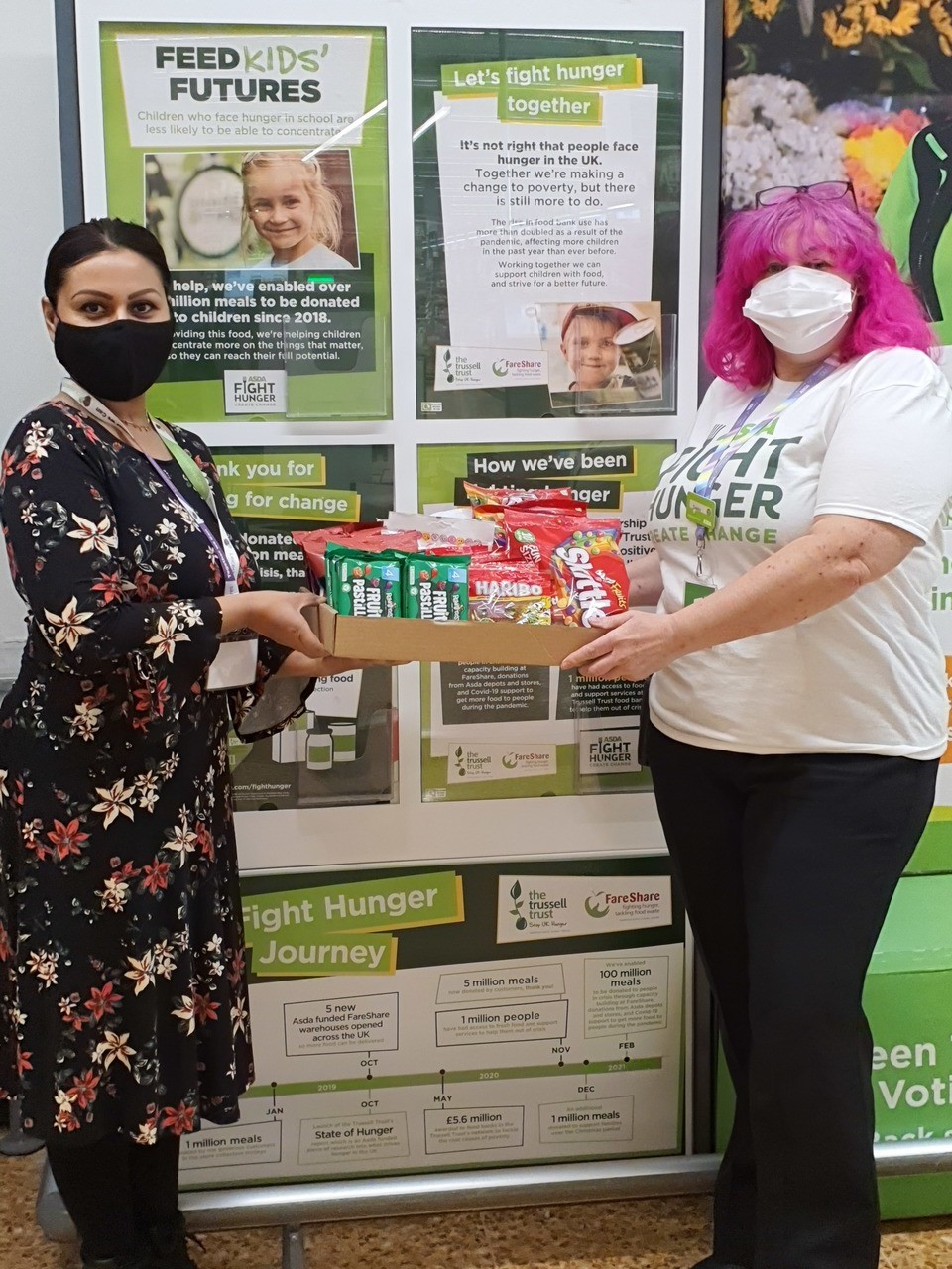 Celebrating Eid in the community | Asda Leicester