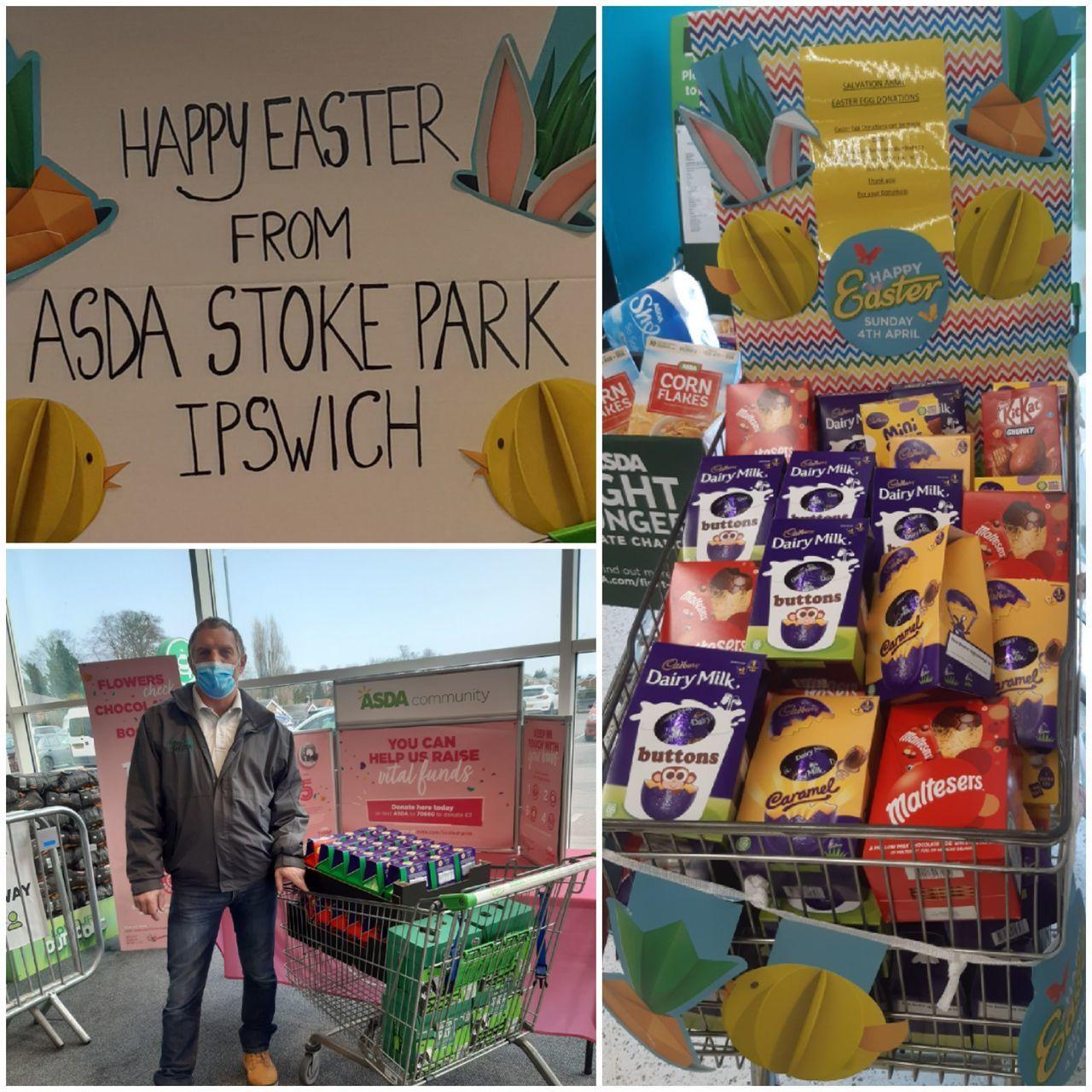 Happy Easter from Stoke Park Ipswich | Asda Ipswich Stoke Park