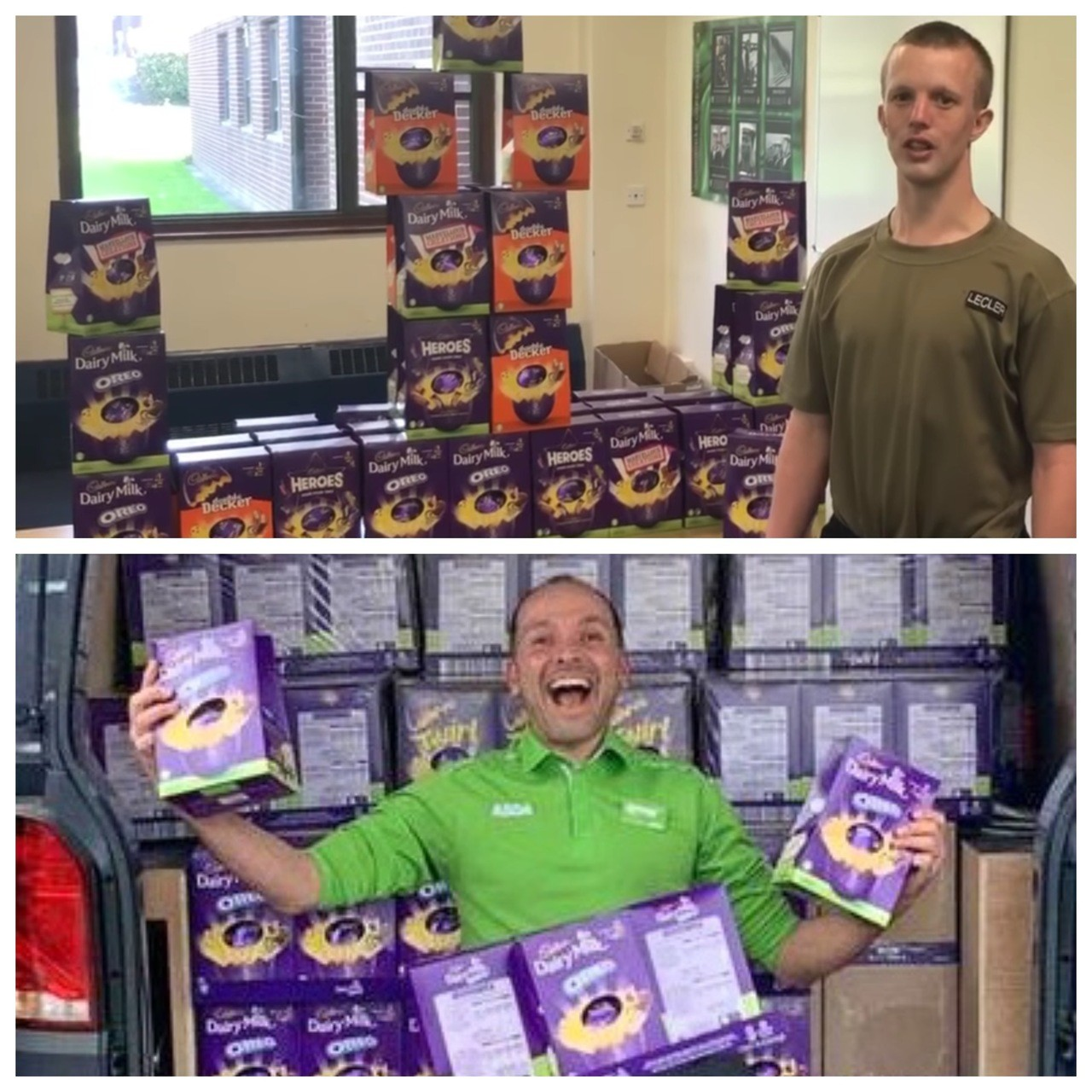 Easter eggs for all | Asda Plymouth
