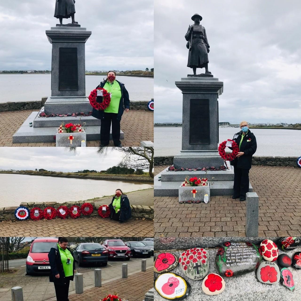 Armistice Day | Asda Pwllheli