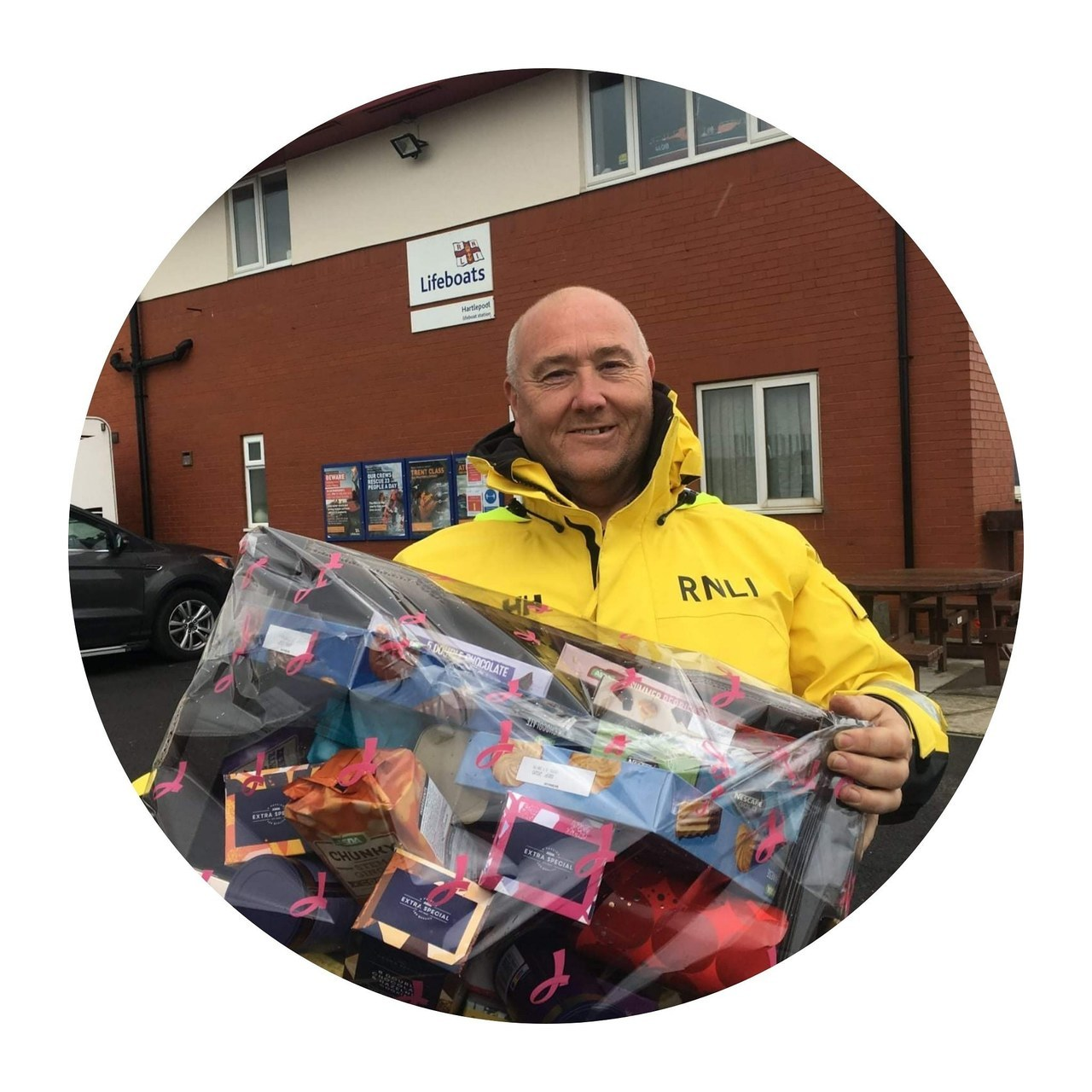 Donation for Hartlepool RNLI | Asda Hartlepool
