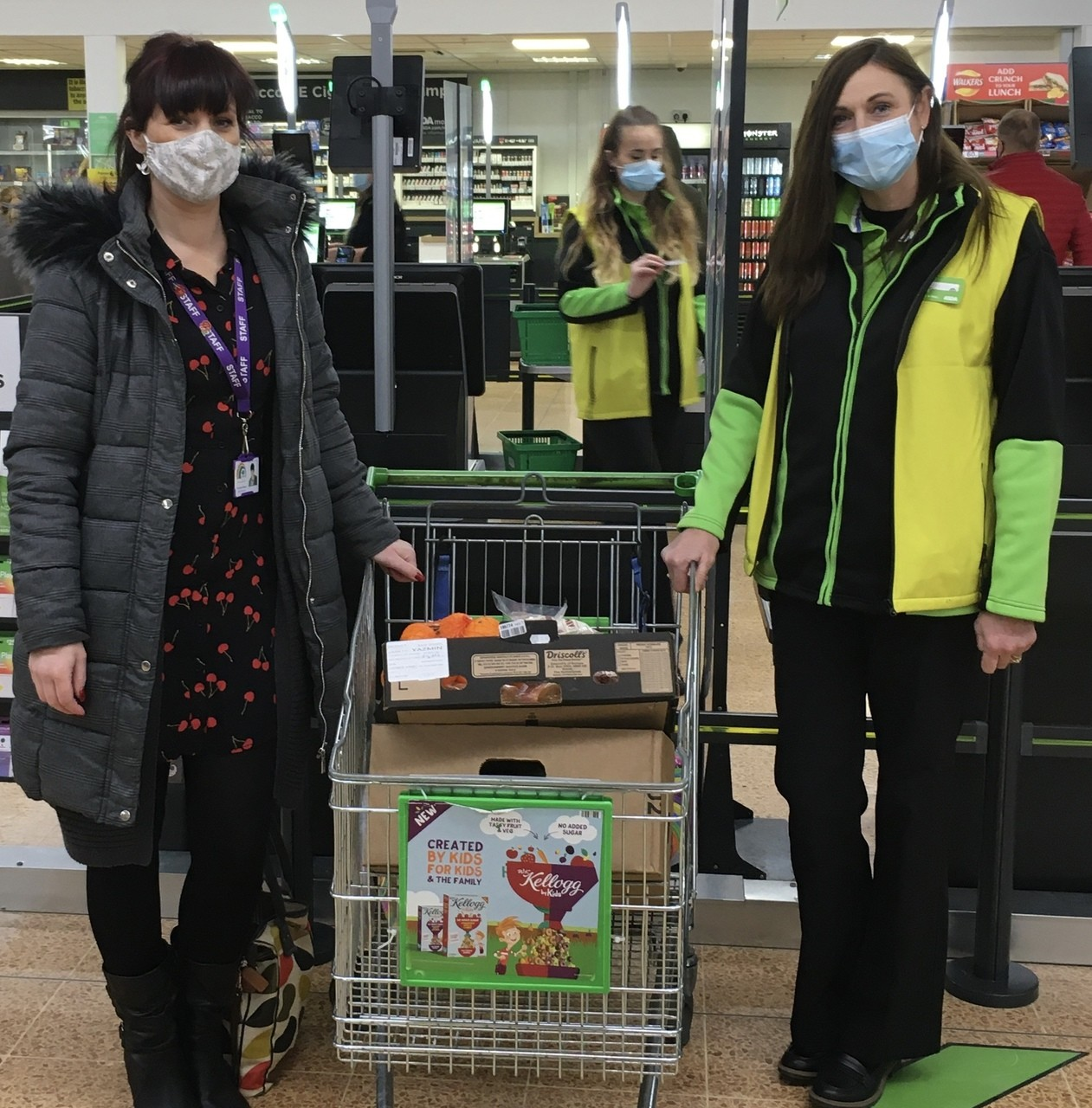 Supporting a local school  | Asda Longwell Green