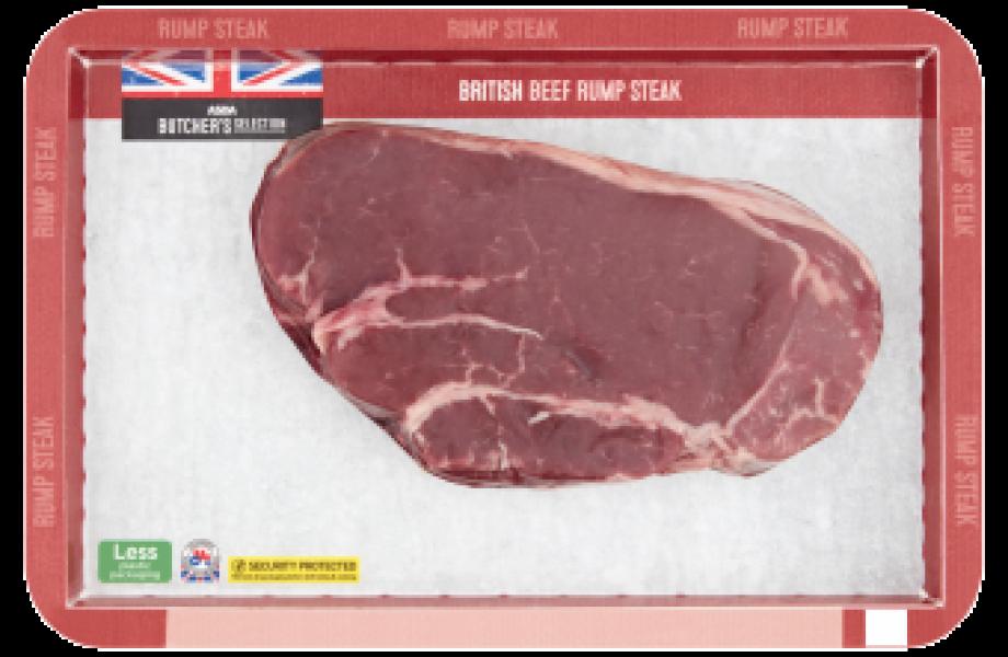 Butcher's Selection Rump Steak