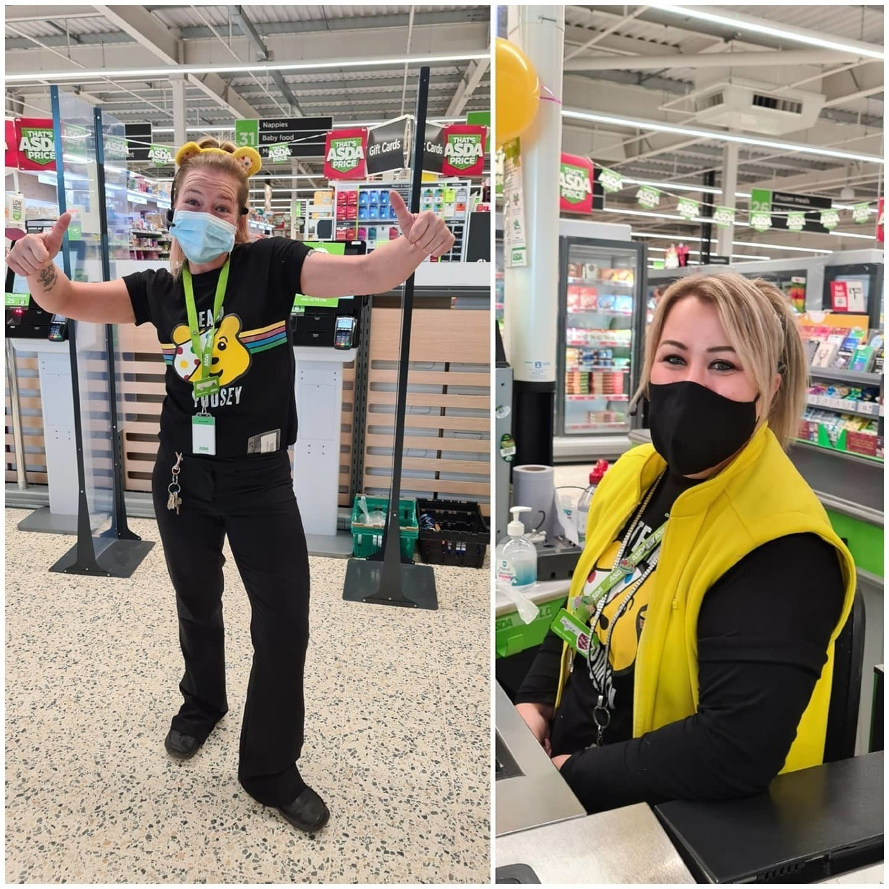 Supporting Children in Need | Asda Newport Isle of Wight