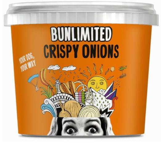 Bunlimited Crispy Onions
