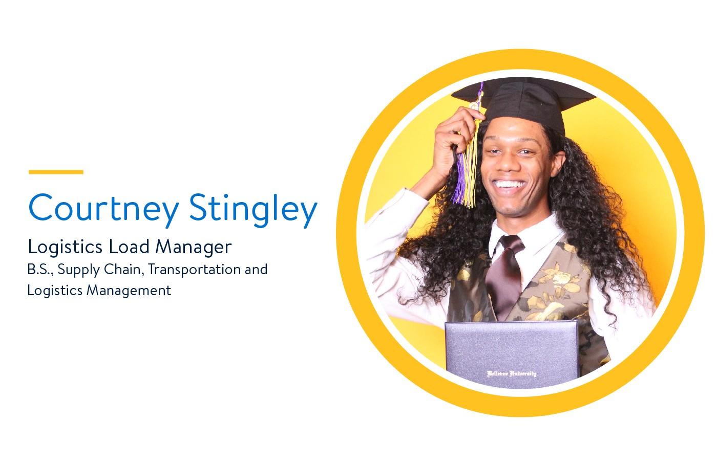 Courtney Stingley LBU Headshot