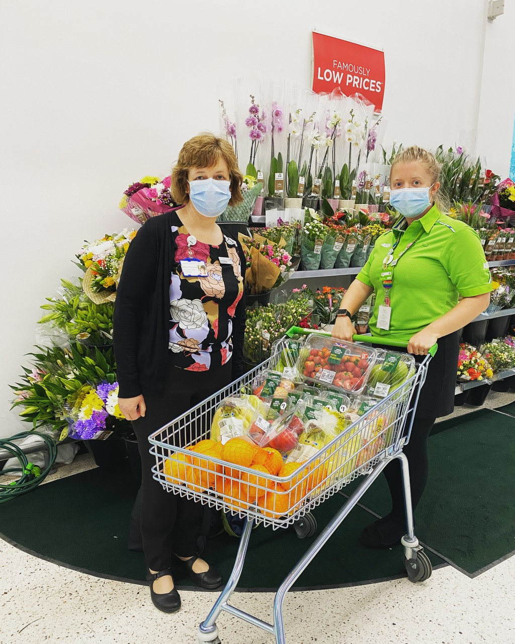 Fruit for frontline workers | Asda Rugby
