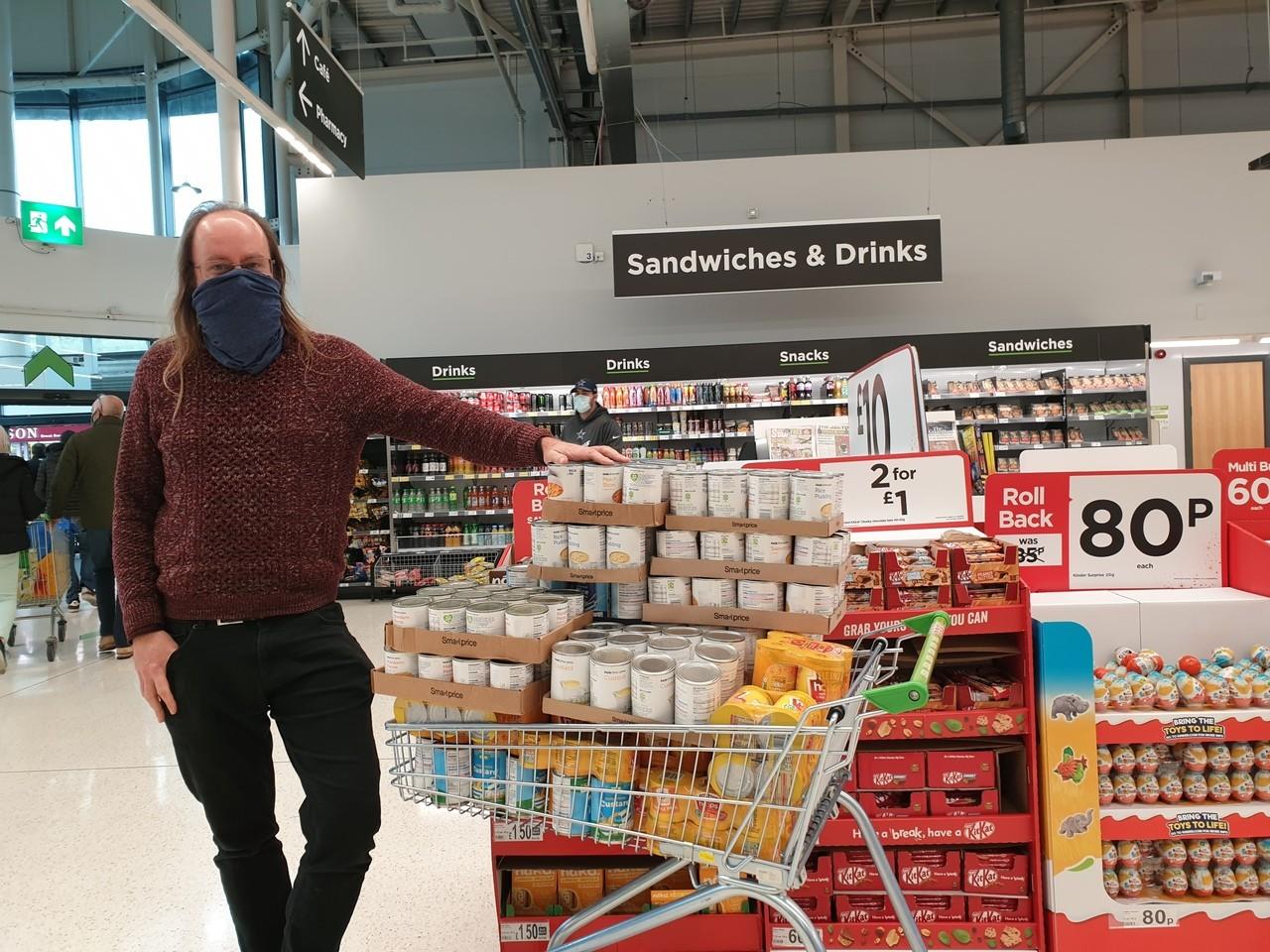 More support for Leominster Food Bank | Asda Hereford
