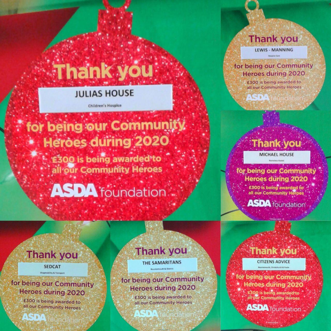 Golden Quarter - 'Christmas For All' | Asda Castlepoint