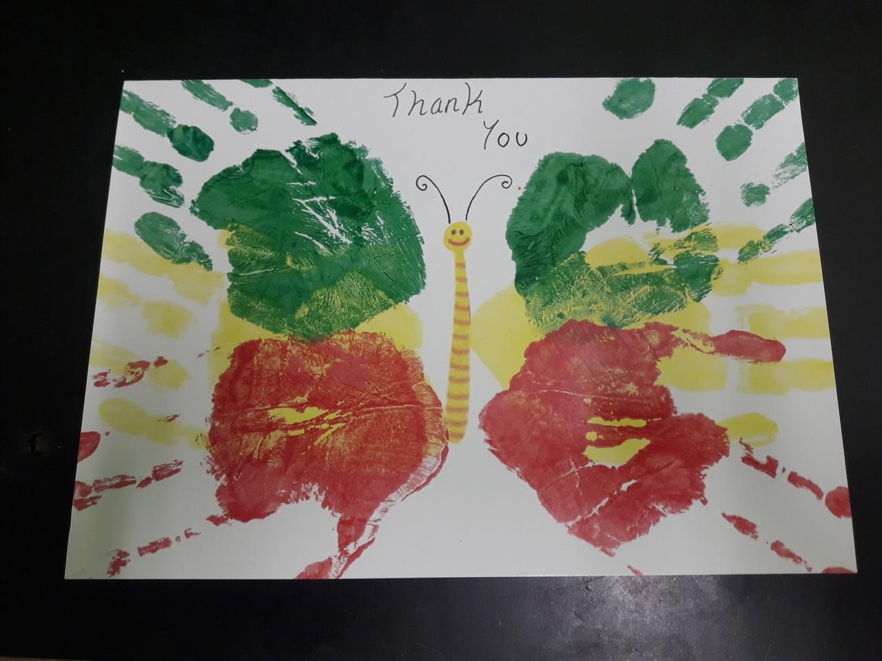 Green Token Giving thanks | Asda Cramlington