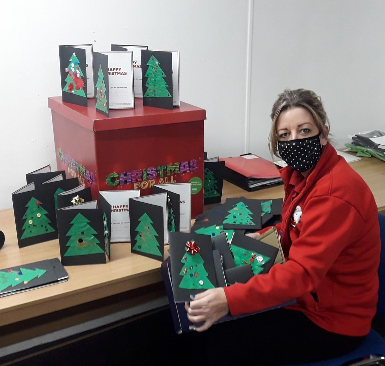 Christmas card delivery. | Asda Sutton in Ashfield