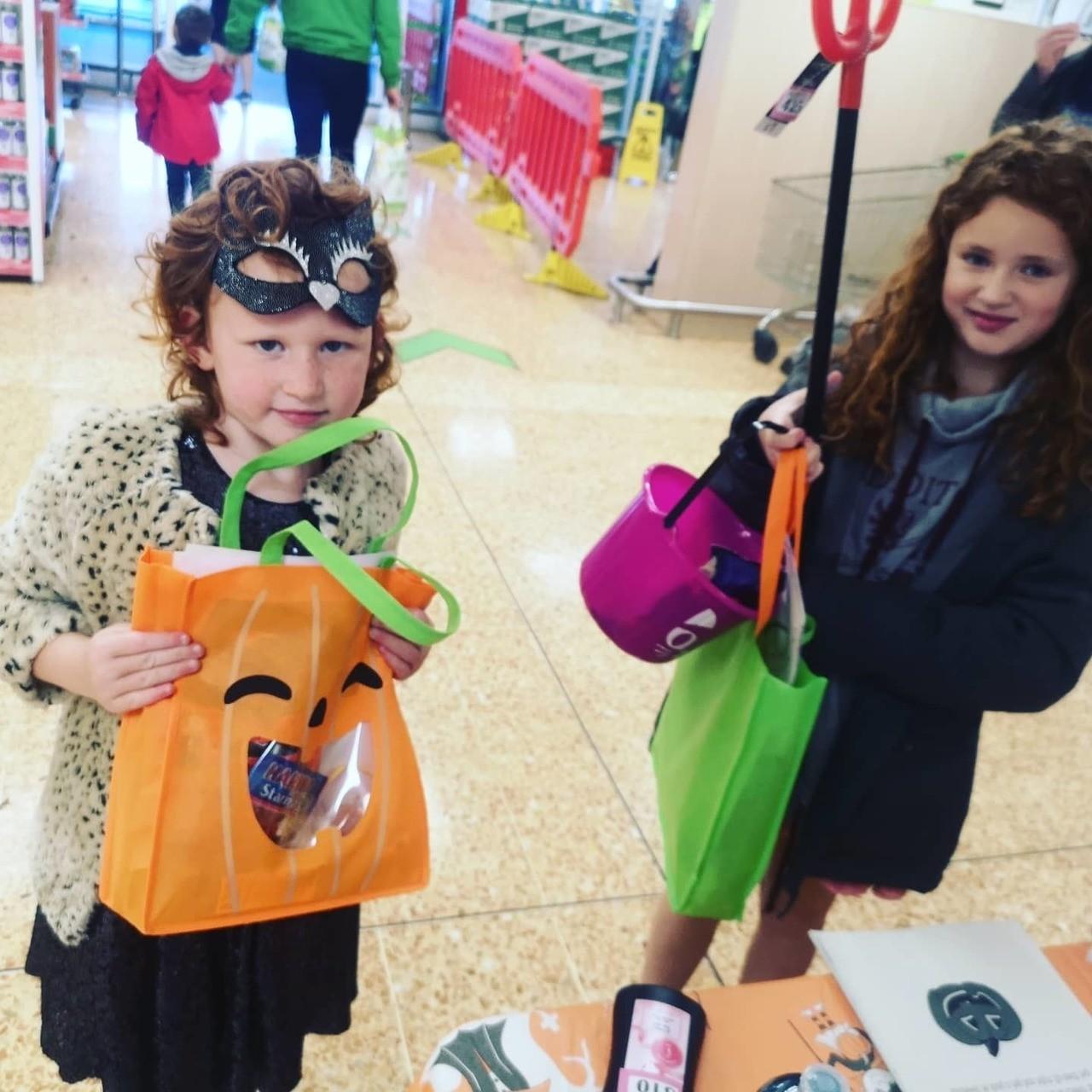 Spooky goings on at Asda Lancaster | Asda Lancaster