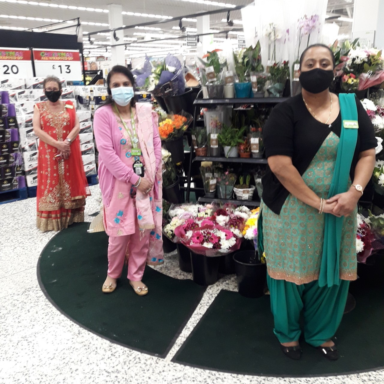 Happy Diwali | Asda Wolverhampton