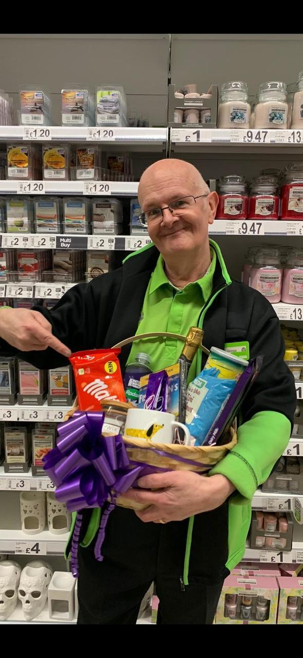 Colleague thank you week | Asda Dundee Kirkton