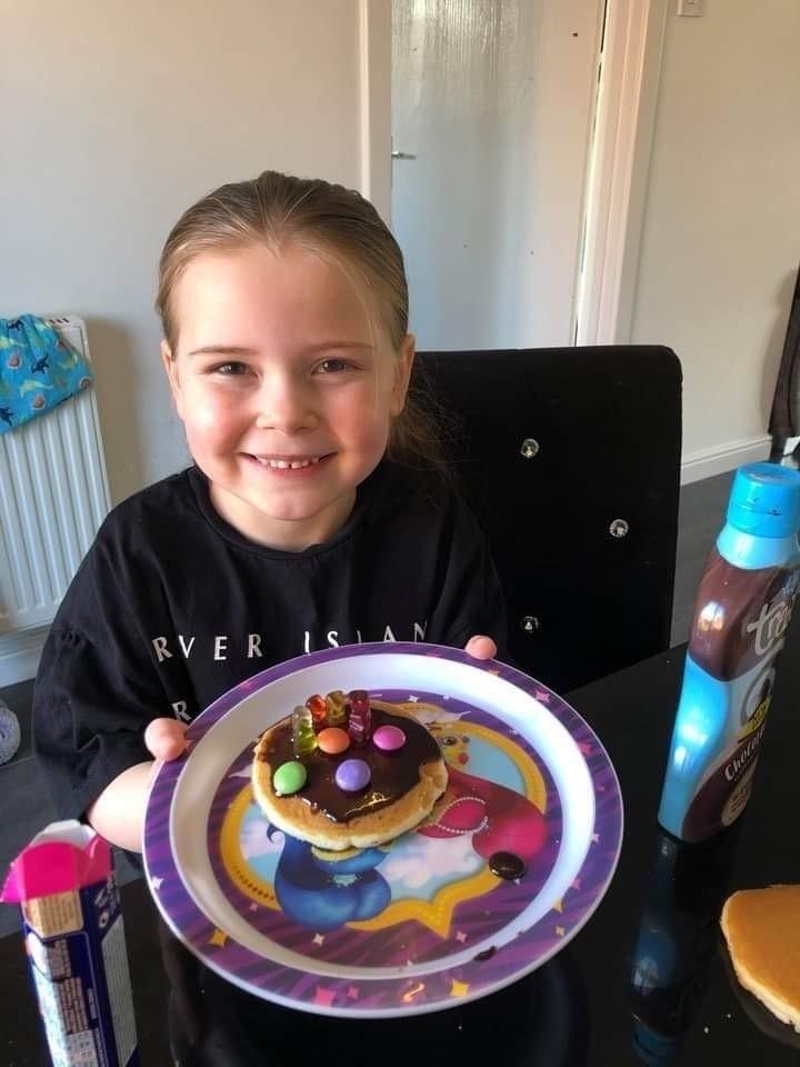 Fact group pancake fun | Asda Robroyston