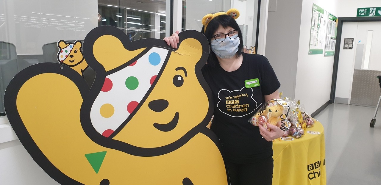 Children in Need fun | Asda Toryglen